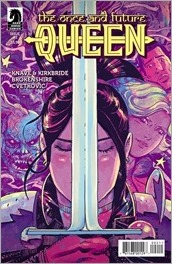 The Once and Future Queen #2 Cover