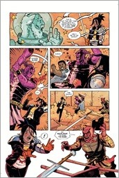 The Once and Future Queen #2 Preview 3