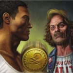 Preview of American Gods: Shadows #2 by Gaiman, Russell, & Hampton (Dark Horse)