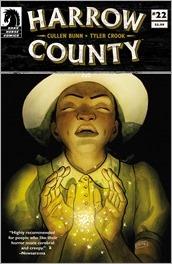 Harrow County #22 Cover