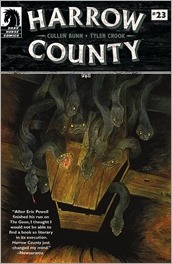 Harrow County #23 Cover