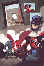 Batman/The Shadow #2 First Look Preview 4