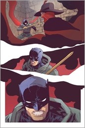 Batman/The Shadow #2 First Look Preview 5