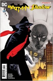 Batman/The Shadow #1 Cover - Sale Variant