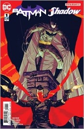 Batman/The Shadow #1 Cover