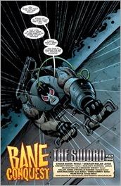Bane: Conquest #1 Preview 3