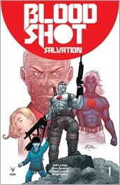 Bloodshot Salvation #1 Cover A - Bodenheim