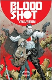 Bloodshot Salvation #1 Cover B - Rocafort