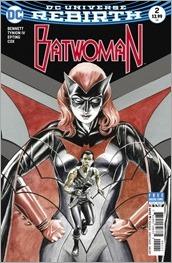 Batwoman #2 Cover - Jones Variant