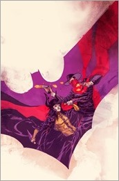 Batman/The Shadow #2 Cover