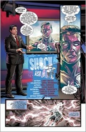 The Fall and Rise of Captain Atom #4 Preview 1