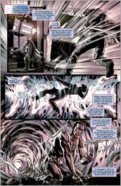 The Fall and Rise of Captain Atom #4 Preview 2