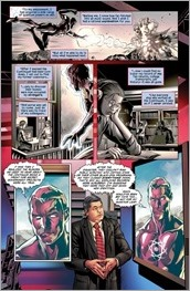 The Fall and Rise of Captain Atom #4 Preview 3