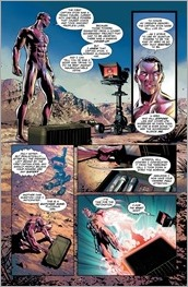 The Fall and Rise of Captain Atom #4 Preview 4
