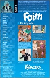 Faith #10 Preview 1
