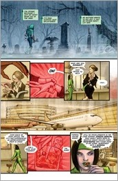 Green Arrow #21 Preview 3