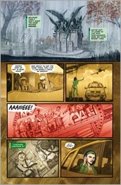 Green Arrow #21 Preview 5