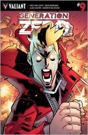 Generation Zero #9 Cover A - Lafuente