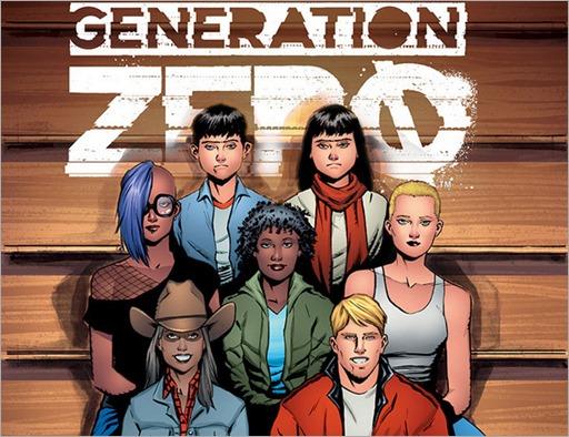 Generation Zero #9