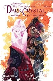 Power of the Dark Crystal #2 Cover A