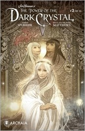 Power of the Dark Crystal #2 Cover B - Takeda