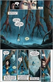 Rapture #1 Lettered Preview 1
