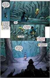 Rapture #1 Lettered Preview 3