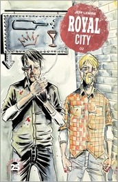 Royal City #2 Cover