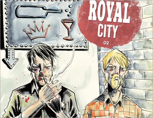Royal City #2