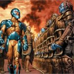 "First Look: X-O Manowar #4 – ""General"" Part One by Kindt & Braithwaite"