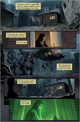 Samaritan #1 Preview 2