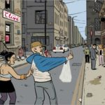 First Look at Savage Town OGN by Shalvey, Barrett, & Bellaire (Image)