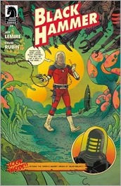 Black Hammer #9 Cover