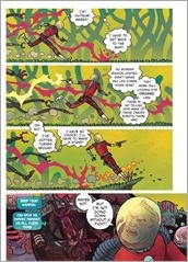 Black Hammer #9 Preview 5