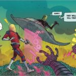 Preview: Black Hammer #9 by Lemire & Rubin (Dark Horse)