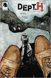 Dept. H #14 Cover
