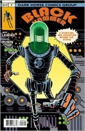 Black Hammer #9 Cover - Lemire Variant