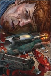Slayer: Repentless #3 Cover