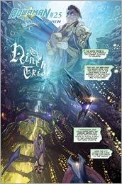 Aquaman #25 Preview 1