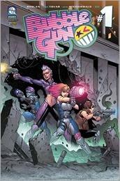 Bubblegun #1 (Vol 2) Cover A - Tovar