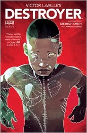 Victor LaValle's Destroyer #1 Cover A