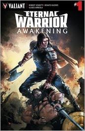 Eternal Warrior: Awakening #1 Cover A - Crain