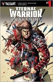Eternal Warrior: Awakening #1 Cover B - Gill