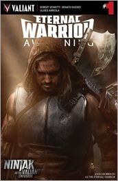 Eternal Warrior: Awakening #1 Cover - Photo Variant