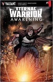 Eternal Warrior: Awakening #1 Cover - Laming Variant