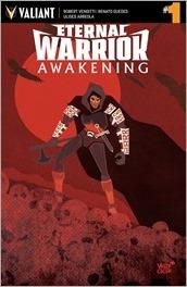 Eternal Warrior: Awakening #1 Cover - Veregge Variant