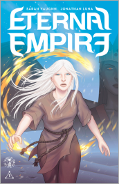 Eternal Empire #1 Cover