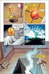 Legion of Super-Heroes/Bugs Bunny Special #1 Preview 2
