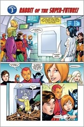 Legion of Super-Heroes/Bugs Bunny Special #1 Preview 3
