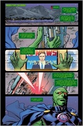 Martian Manhunter/Marvin The Martian Special #1 Preview 1